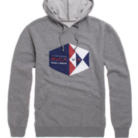 RVCA Geo Hex Pullover Hoodie at PacSun.com