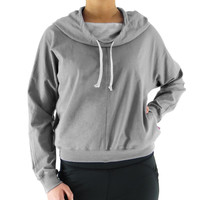 Ryka Womens Relaxed Fit Workout Hoodie