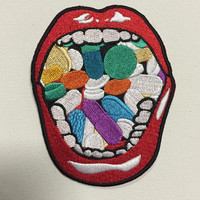 Mouth O' Pillszzz Patch! <3