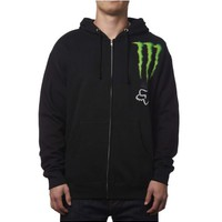 Fox Racing MONSTER ZEBRA ZIP HOODY - Sale - FoxRacing.com