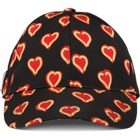 Ladies Neon Hot Hearts Hat by Prada
