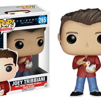 Funko POP Joey Tribbiani 265 Friends Funko POP! Television Vinyl Figure