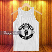 Manchester United Tank Top , Tank Top Beautyful Design By : Sayyidah