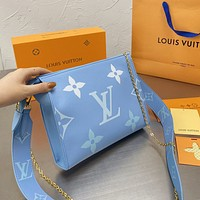 LV Louis Vuitton By The Pool Wash Bag Shoulder Bag