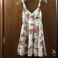 Hollister floral sun dress