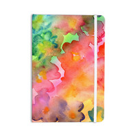 """Louise Machado """"Spring Colours"""" Watercolor Floral Everything Notebook"""