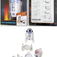 Licensed cool NEW STAR WARS R2-D2 Droid Measuring Cups Spoons 9PC Set Kitchen Homeware Utensil