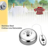 Stainless Steel Retractable Clothes Line