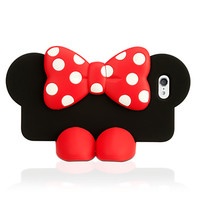 Minnie Mouse iPhone 5/5S Case with Stand