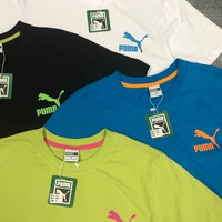 HCXX 2154 Puma Short-sleeved T-shirts for men and women