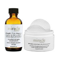 Miracle Worker™ Miraculous Anti-aging Retinoid Pads and Solution