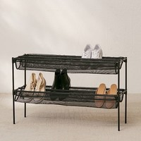 Sling Shoe Rack | Urban Outfitters