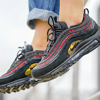 shosouvenir  : Nike Air Max 97 Tartan Pack Black Womens Gym shoes