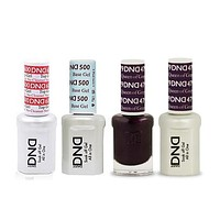 DND - #500#600 Base, Top, Gel & Lacquer Combo - Queen of Grape - #479