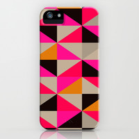 colour + pattern 5 iPhone & iPod Case by Georgiana Paraschiv