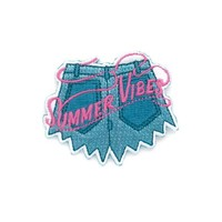 Summer Vibes Mini Patch