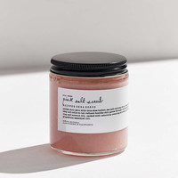 Fig + Moss Whipped Pink Salt Scrub - Urban Outfitters
