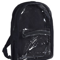Festival Gear Clear Backpack