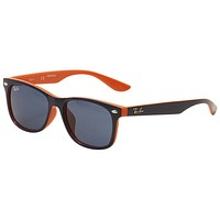 Ray Ban Kids Youth RJ9052SF 9052/SF 178/88 Blue/Orange RayBan Sunglasses 50mm