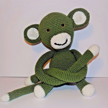 Monkey – Page 2 – Amigurumi Patterns | 354x354