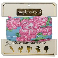Roses 5 in 1 Headband | Simply Southern