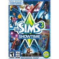 The Sims 3: Showtime Expansion Pack - Mac/Windows