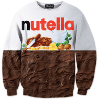 Nutella Crewneck