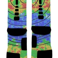 Weatherman Custom Nike Elites