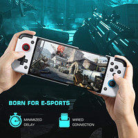 GameSir X2 Type-C Mobile Game Controller Gamepad for Xbox Game Pass, PlayStation Now, STADIA, GeForce Now, Parsec Cloud Gaming