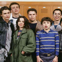 Freaks and Geeks TV Show Cast Poster 11x17