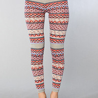 *NYC Boutique The Iris Leggings in Red : Karmaloop.com - Global Concrete Culture