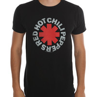 Red Hot Chili Peppers Classic Logo T-Shirt