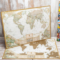 World Map, Scratch Map, Scratch World Map, World Map Scratch, Scratch Off Map, Scratch Off World Map, Scratch Off 10 000 Cities And Places