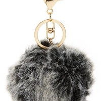 BP. Faux Fur Pom Bag Charm | Nordstrom