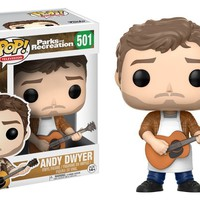 Funko Pop TV Parks & Recreation Andy Dwyer 501 13040