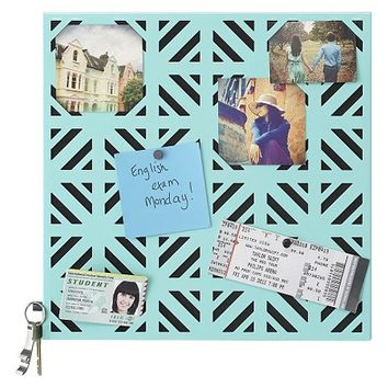 Loft by Umbra Magneat Memo Board Turquoise: Target