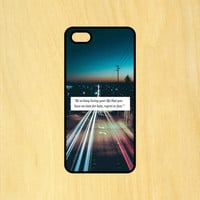 Be So Busy City Quote Phone Case iPhone 4 / 4s / 5 / 5s / 5c /6 / 6s /6+ Apple Samsung Galaxy S3 / S4 / S5 / S6