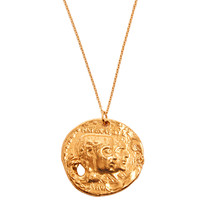 The Other Side of the World gold-plated necklace | Alighieri | MATCHESFASHION.COM US