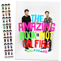 The Amazing Book Is Not On Fire — The World of Dan & Phil