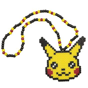 Pokemon Pikachu Kandi Necklace