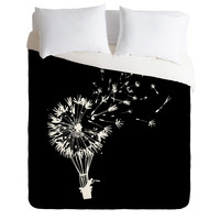 Budi Kwan Going Where The Wind Blows Duvet Cover