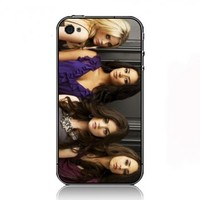 Brunettes Women Actress Models Celebrity Lucy Hale Pretty Little Liars Shay Mitchell Ashley Benson case for Iphone 5 4S