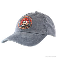 Grateful Dead - Skull and Roses Cap