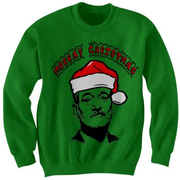 BILL MURRAY CHRISTMAS SWEATER MURRAY CHRISTMAS BILL MURRAY SHIRTS CELEBRITY SHIRTS HOLIDAY GIFTS CHRISTMAS GIFTS #CHRISTMAS #BILLMURRAY #HOLIDAYGIFTS