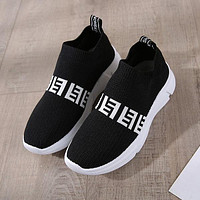 Fendi Knit Sneakers Sport Shoes