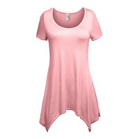 Asymmetrical Tunic Top (CLEARANCE)