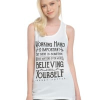 Harry Potter And The Order Of The Phoenix Harry Potter Quote Tank