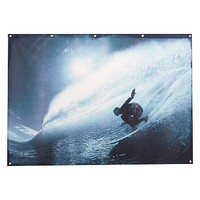 Eco Canvas Wall Mural, Surf Rider