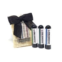 Three Inhalers - Aromatherapy Gift Bag