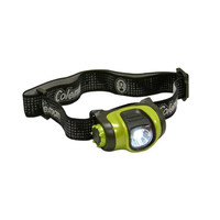 Coleman 3AAA High Power LED Headlamp White/Black 2000012915
